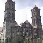 """""""Puebla Cathedral"""" by Francisco Becerra"""