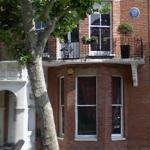 Edward Ardizzone's house (StreetView)