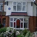 Clement Attlee's house (StreetView)