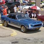 Shelby Mustang GT 350 Convertible (StreetView)