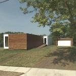 'Prefab House' by Studio 804 (StreetView)