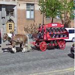 Beer Horse-drawn vehicle (StreetView)