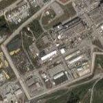 Oak Ridge Y-12 nuclear fuel processing plant (Google Maps)
