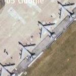134th Air Refueling Wing KC-135E (Google Maps)