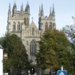 Selby Abbey (StreetView)