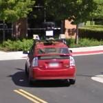 Japan Street View car in United States