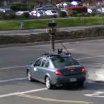 Another Street View car (StreetView)