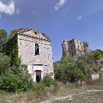 Abandoned Town of Melito Irpino (StreetView)