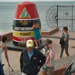 Southernmost Point in Continental USA (StreetView)