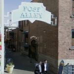 Post Alley (StreetView)
