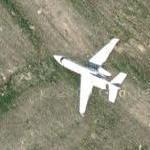 Jet Landing in Boise