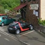 A-Team Smart Car (StreetView)