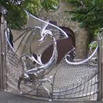 Dragon gates (StreetView)