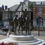 Champions Statue (StreetView)