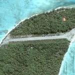 Tetiaroa Airstrip (Google Maps)