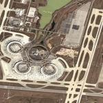 Kansas City International Airport (MCI) (Google Maps)