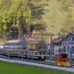 Jungfrau Train (StreetView)
