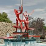 'The Fountainhead' by Robert Russin (StreetView)