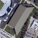 Nutter Field House - Indoor Track & Field (Google Maps)
