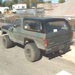 Ford Bronco (StreetView)