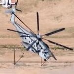 Sikorsky CH-53E Super Stallion (in flight) (Google Maps)