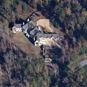 Michael Todd Chrisley's House (former) (Google Maps)