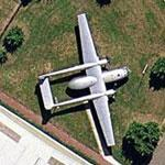 Airplane Noratlas (Google Maps)