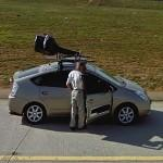 Average Street View car (StreetView)