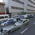 Durb police convoy (StreetView)