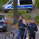 German Polizei Speed Trap (StreetView)