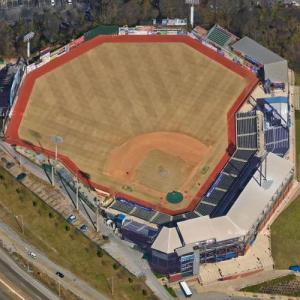 AT&T Field (Google Maps)