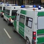 Polizei Convoy (StreetView)