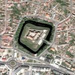 Fagaras castle (Google Maps)