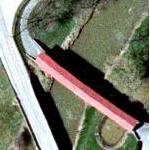 Herr's Mill Covered Bridge (Google Maps)