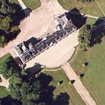 Brou castle (Google Maps)