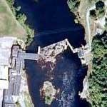 Dodge Falls Dam (Google Maps)