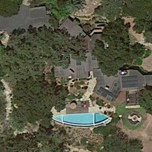 Ann Lurie's House (Google Maps)