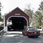 Covered Bridge NH #6 (StreetView)
