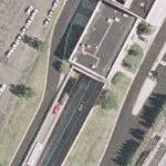 Baltimore Harbor Tunnel, South Entrance (Google Maps)