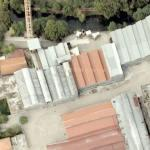 Papigno movie set of Pinocchio (Google Maps)