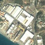 Riva Trigoso shipyard