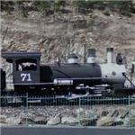 Colorado and Southern Railway #71 (StreetView)