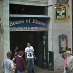 House of Blues (StreetView)