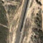 French TGV Bullet Train (Google Maps)
