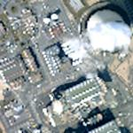 Civaux Nuclear Power Plant (Google Maps)