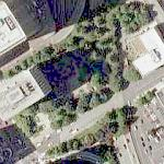 Freeway Park (Google Maps)