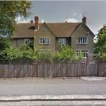 J. R. R. Tolkien's house (StreetView)