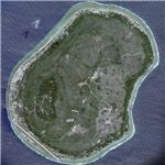 Nauru - the world's smallest island nation (Google Maps)
