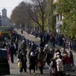 Demonstration in progress (StreetView)