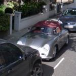 Porsche 356 Speedster (StreetView)